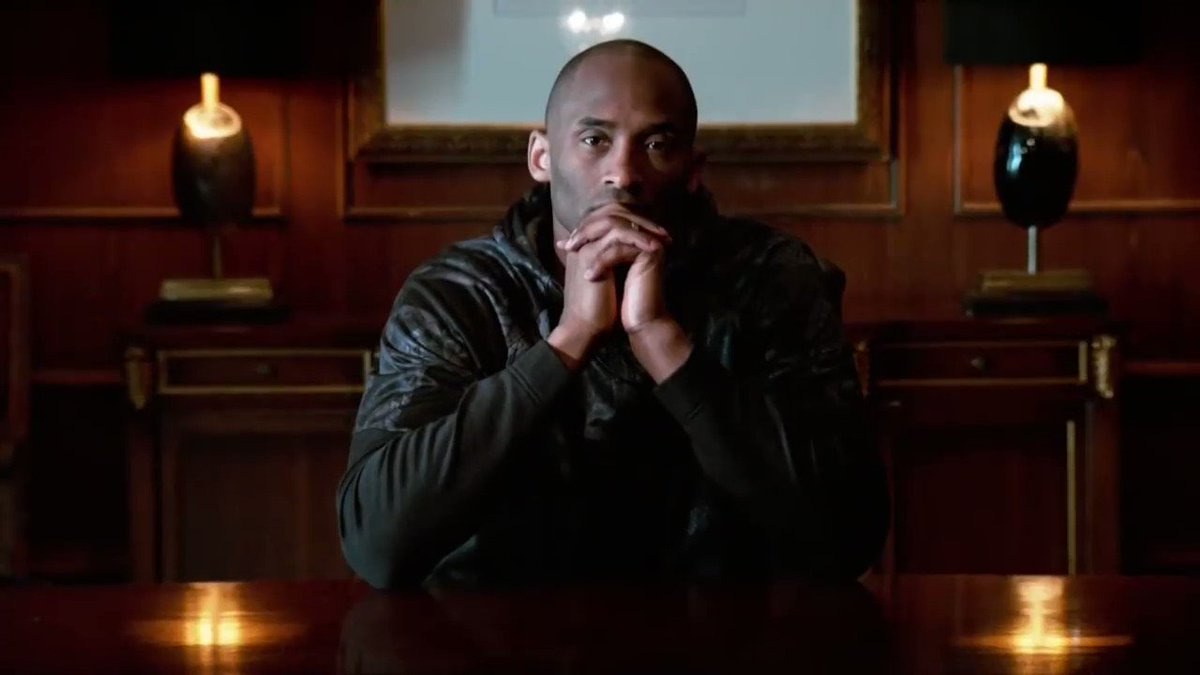 This video of Kobe right before he retired Just chills man