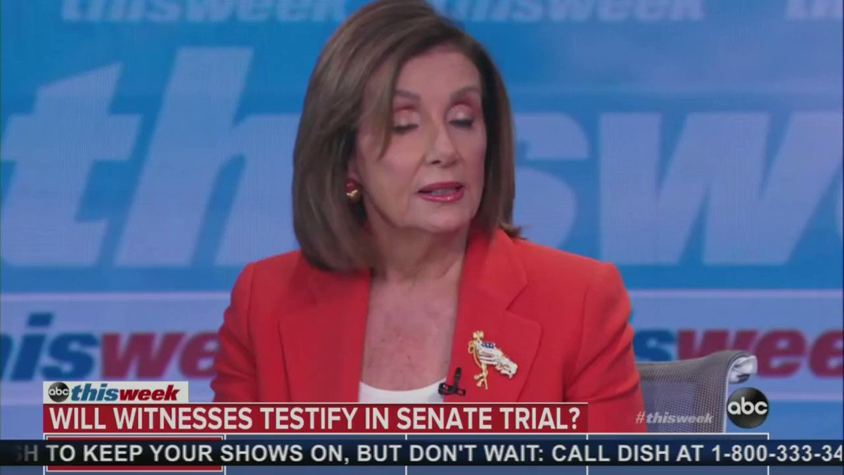 Adam Schiff Accused Trump Of Trying To Threaten Him — Nancy Pelosi Used The Same Phrase On Senate Republicans