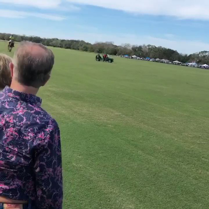 At Lakewood Ranch Polo Club - Sarasota FL - Polo match  #polo #lakewoodranchpolo #sarasota #sarasotaflorida #familyfun #geoffhampton #health #fitness #knoxrocks