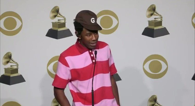 Tyler, The Creator calls out the #Grammys on their racism when it comes to music genres