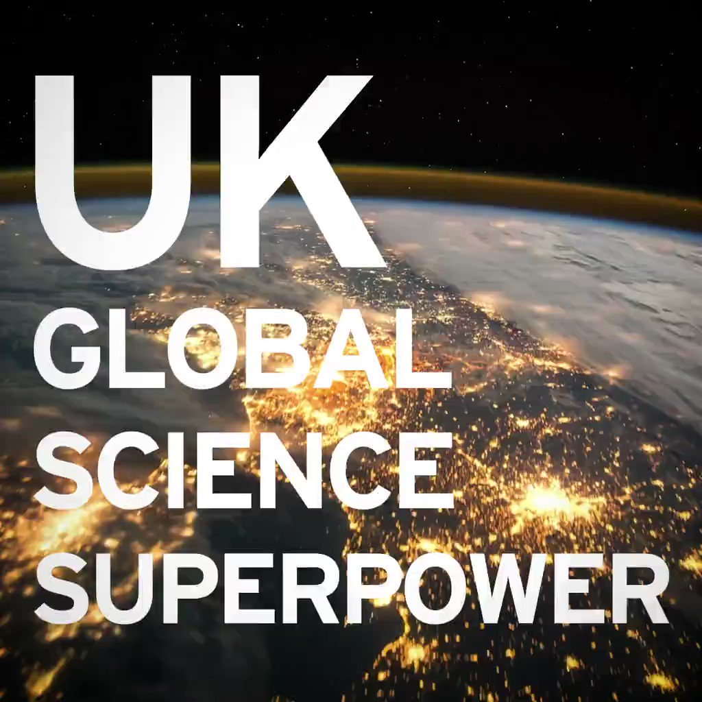 """""""By attracting more leading international scientists and providing major investment in mathematics, we can make the UK a global science superpower and level up our country."""" Business Secretary @andrealeadsom   👉 http://socsi.in/tlqcw"""