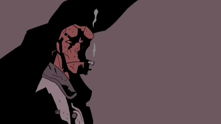 It took me a while, made some big mistakes but it's done. The list of things I learned messing about with this is insane!   #animated #animation #art #animator #anime #fanartanime #artist #drawing #animate #hellboyfanart #aftereffects #hellboy2020 #adobephotoshop #2danimation