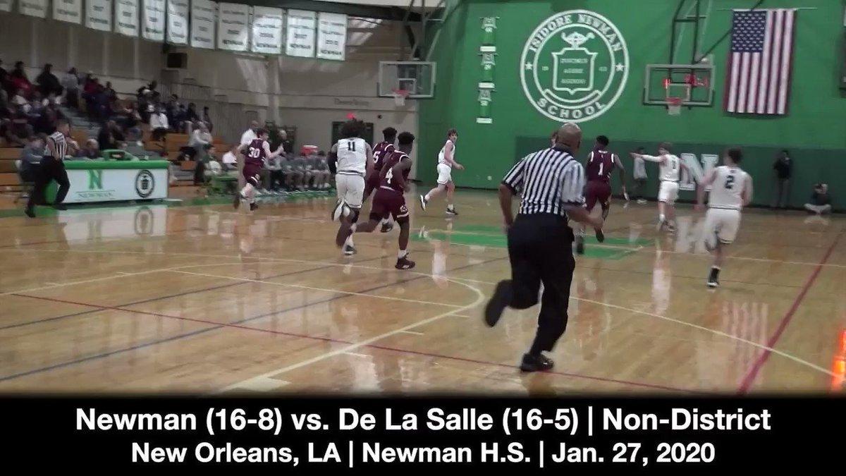 Image for the Tweet beginning: De La Salle erupted for