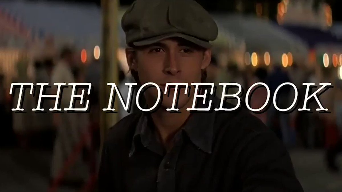The Notebook in 60 Seconds