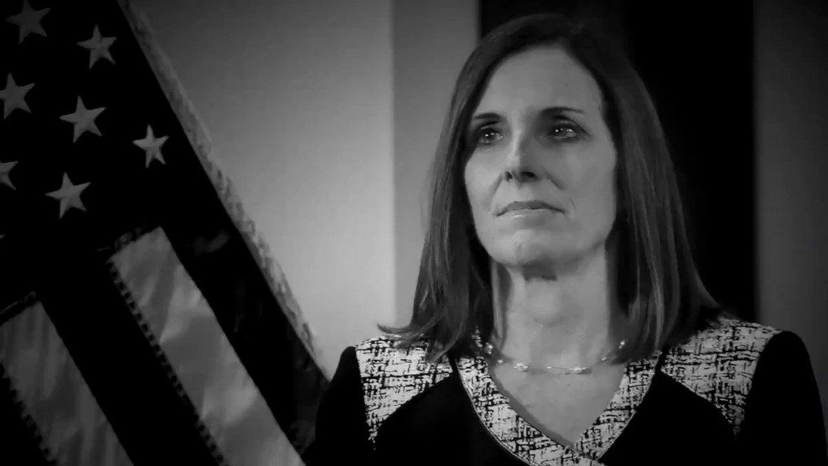 Holy moly. This @ProjectLincoln takedown of Martha McSally is absolutely brutal.