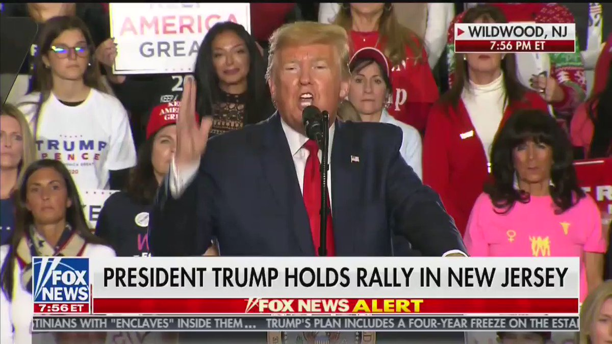 Fox News cut away from Trump's rally immediately after his brain short-circuited