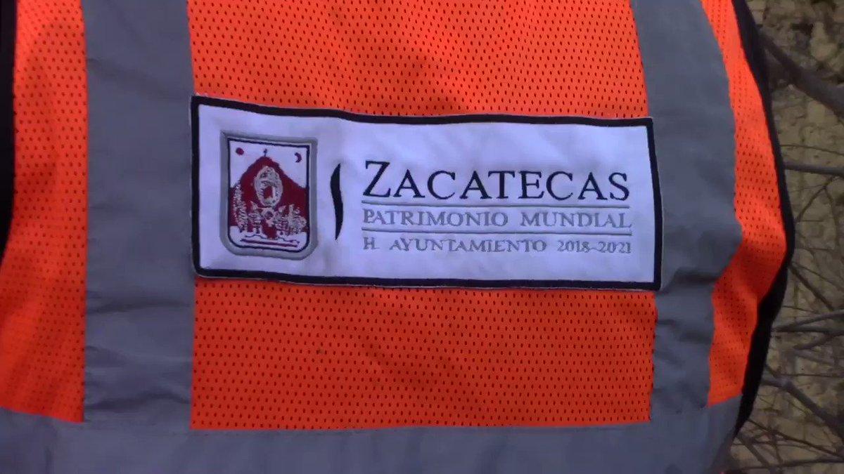 Image for the Tweet beginning: Seguimos trabajando por un #ZacatecasSinBaches