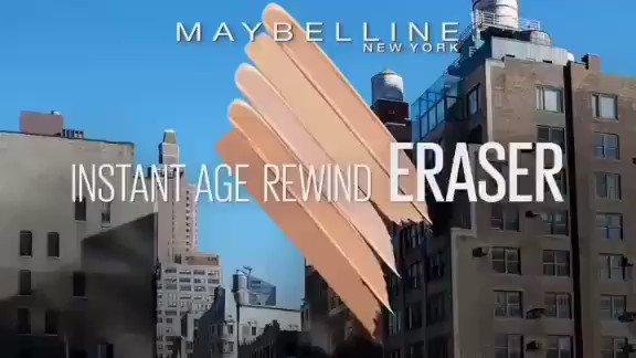 Maybelline Instant Age Rewind Eraser Dark Circles Treatment Multi-Use Concealer, Light, 0.2 Fl Oz  #maybelline #agerewind #blackcircleeraser #blackcircle #makeup #beauty #personalcare  Link: