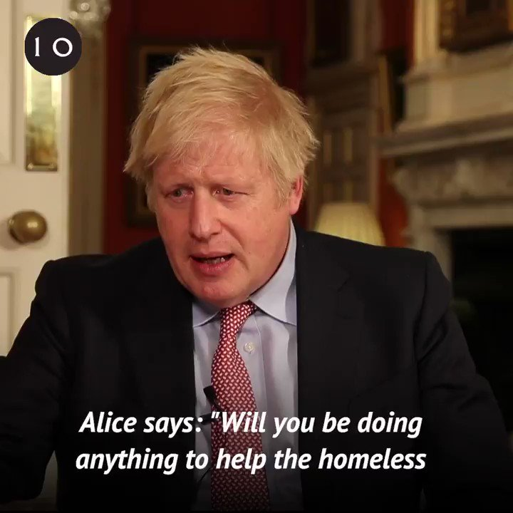 We're going to tackle homelessness by addressing its root causes. #PeoplesPMQS