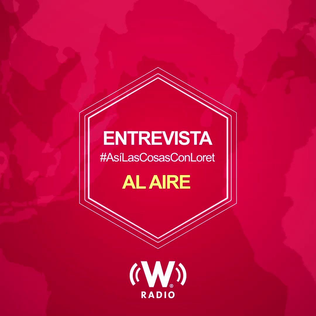 AL AIRE   Entrevista con @MartinOrozcoAgs, gobernador de Aguascalientes en #AsiLasCosasConLoret @CarlosLoret 📌¿Ya firmaron el convenio de adhesión de los servicios de salud del estado al @INSABI_mx? •Por el 96.9 FM o el 900 AM📻 •Conéctate #EnVivo🔴http://bit.ly/WRadioAlAire