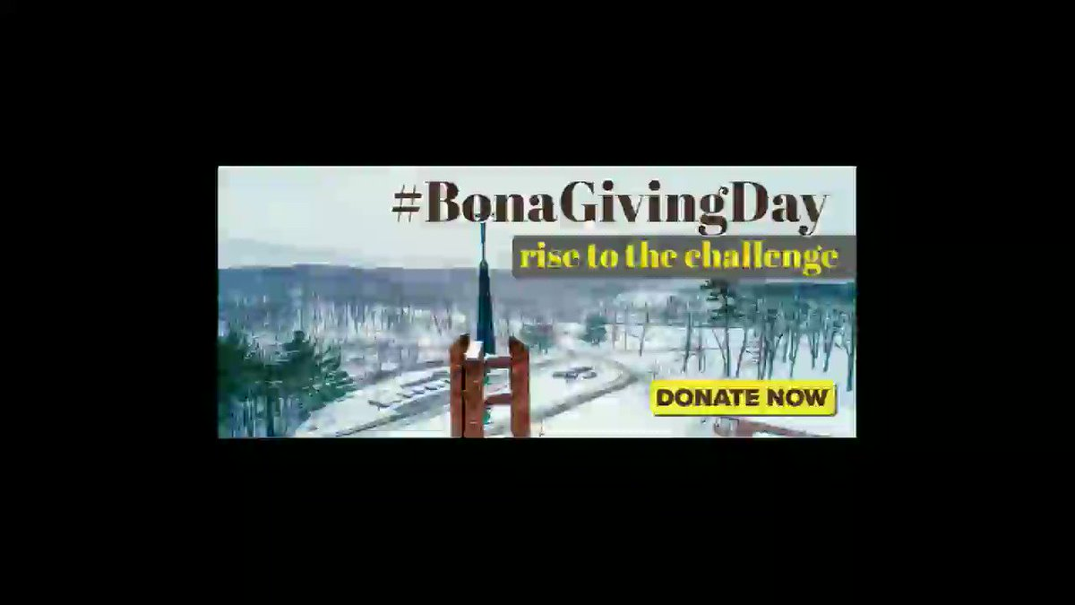 Wow @GregMcElroy! We are thrilled to see a donation and hear your SHOUT OUT on your @espn radio show about #BonaGivingDay. THANKS FOR YOUR SUPPORT! Want to donate? Follow the link >> ow.ly/CLXU50y4yk0
