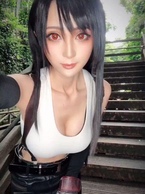 コスプレイヤーカモミールのTwitter動画20
