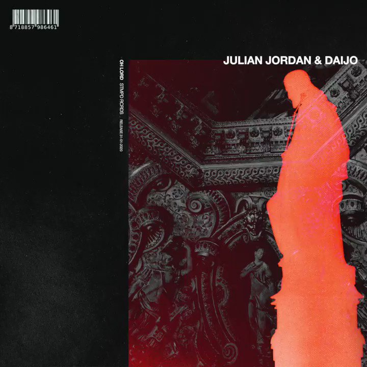 'OH LORD' Out Now on @stmpdrcrds w. my brother @JulianJordan stmpd.co/PsQdp #NewMusic #OhLord