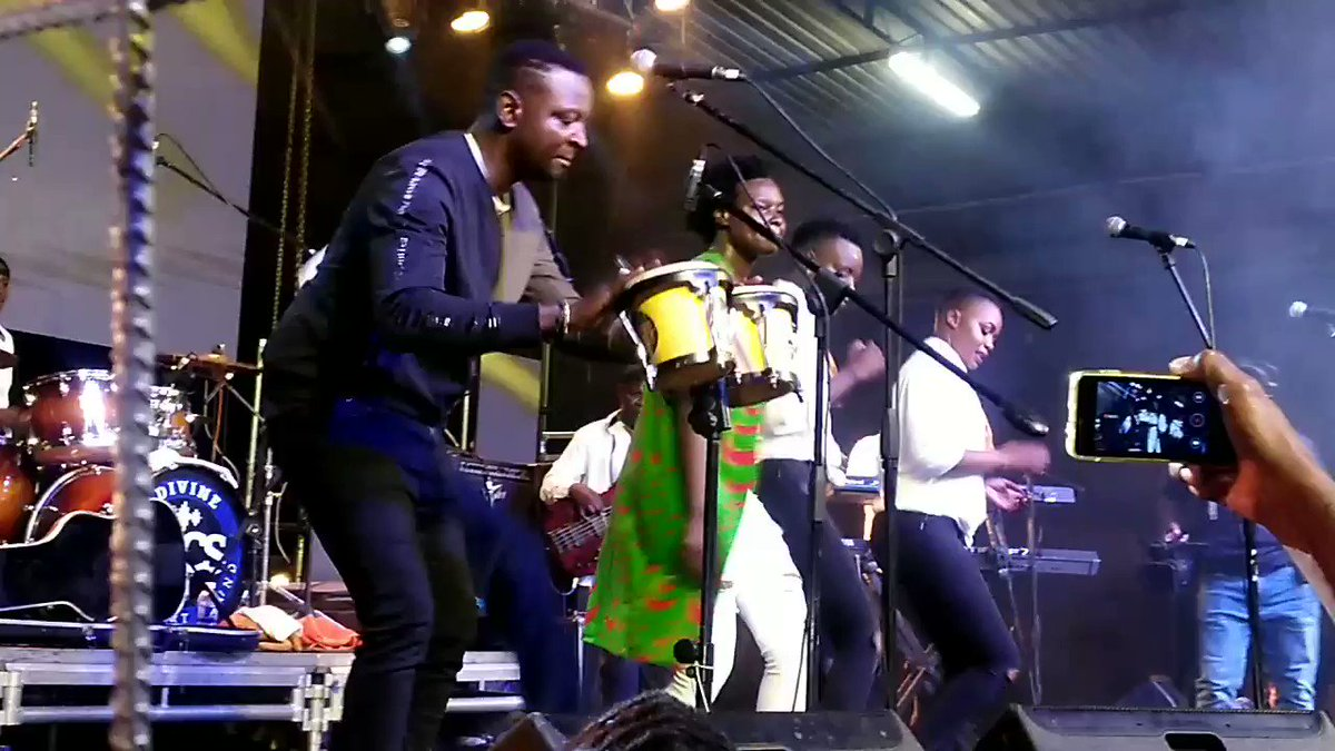 Selmor joined by Sulu during her new album launch