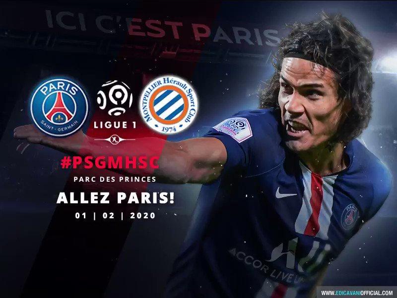 ALLEZ PARIS! #PSGMHSC