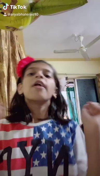 Happy Birthday Mam from my daughter Arya Shakira Big Hugs and lots of love from India