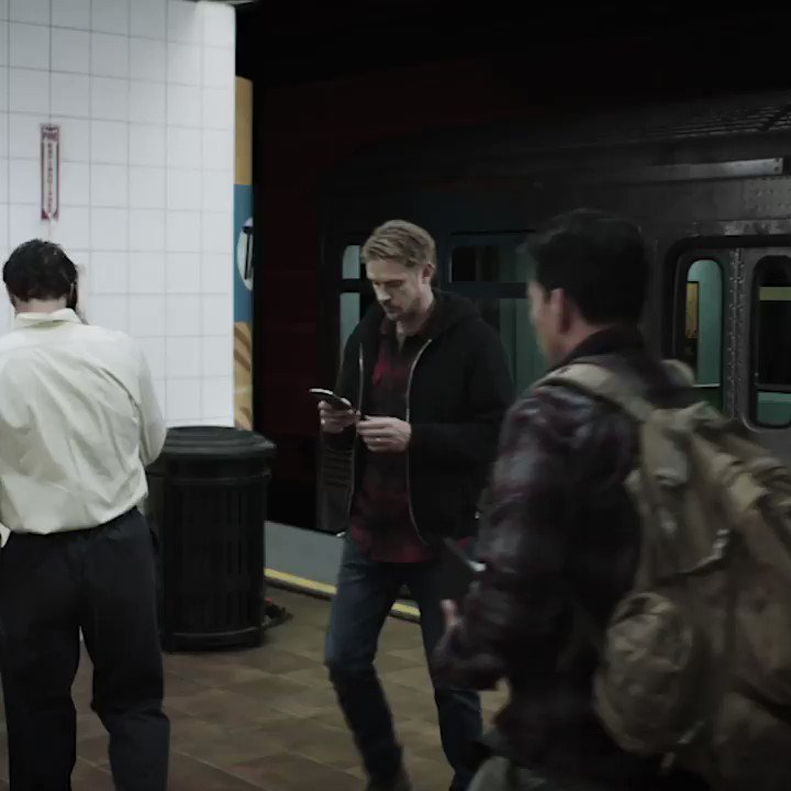 Really proud of The Fugitive on @Quibi. I hope you enjoy the trailer and check out the episodes. P.S... I hope the Super Bowl goes your way. https://t.co/dOJSzGscA7