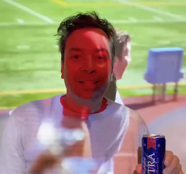 My 1st Super Bowl commercial. Thanks to @MichelobULTRA , @JohnCena , @usainbolt , @BKoepka , @kerrileewalsh , @BaSweat , @theroots  and you! #SnailJellyfish  #DoItForTheCheers  #SuperBowlLIV  #SuperBowl