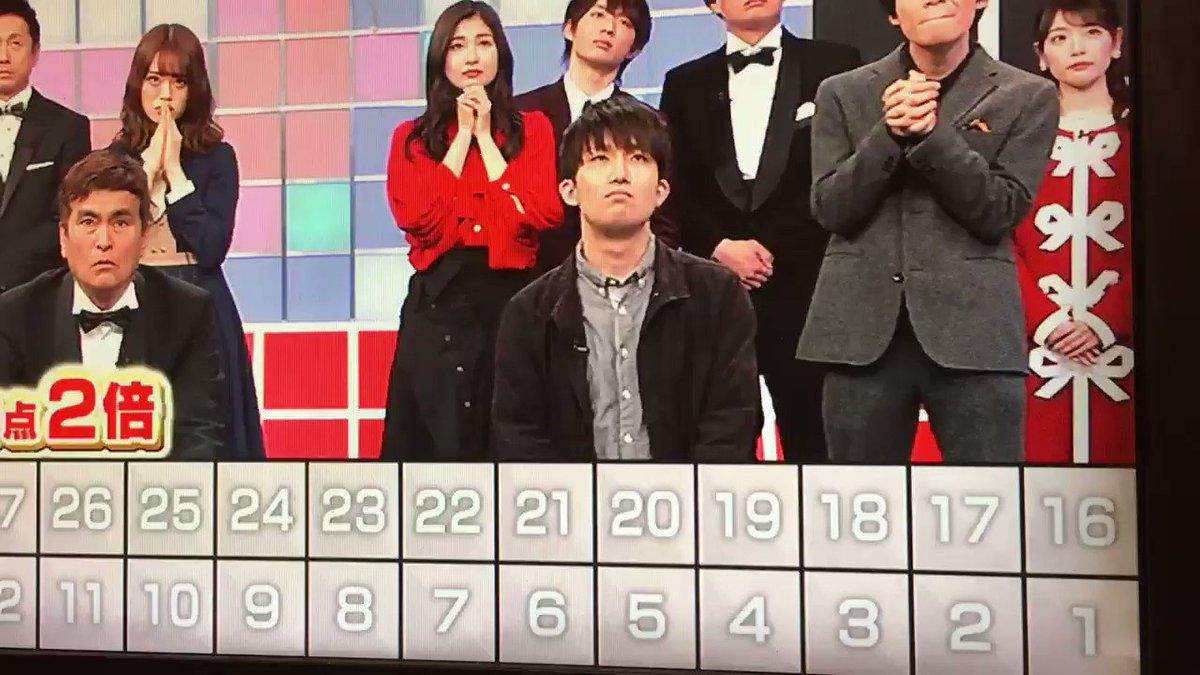 テレビ出演 川上拓朗