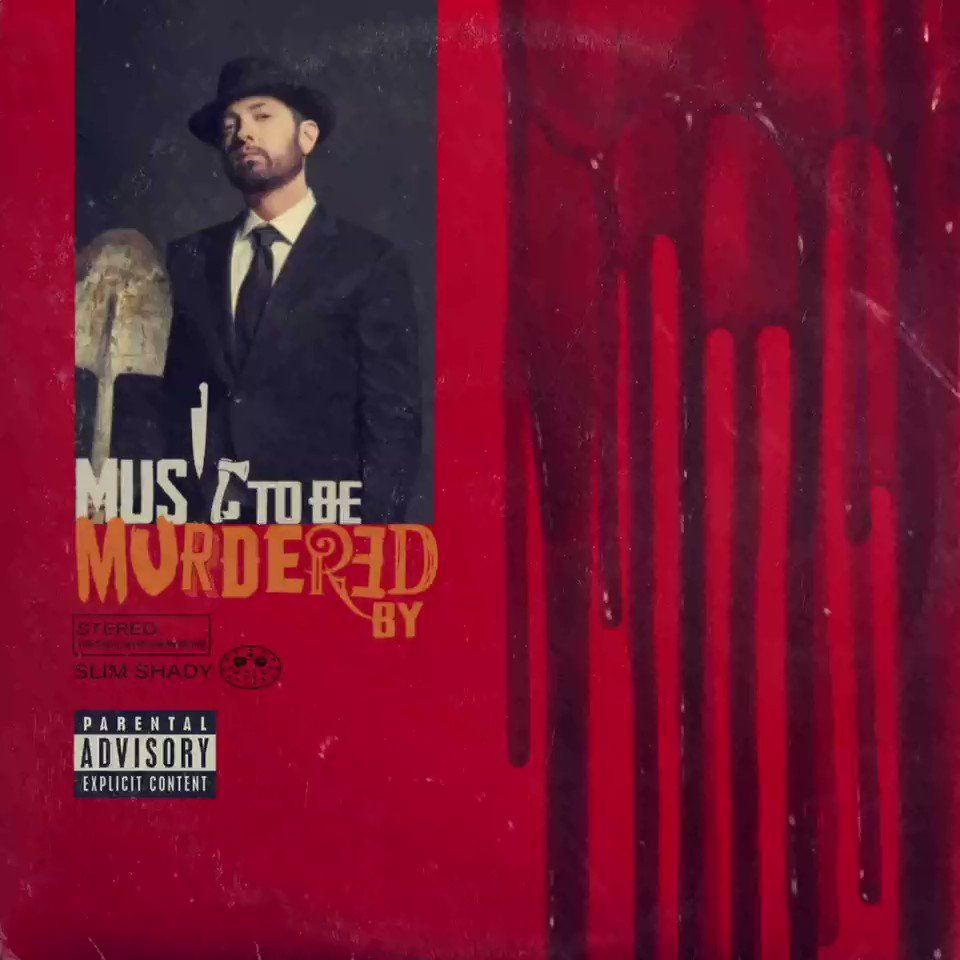 Listen to #MusicToBeMurderedBy on @Spotify - smarturl.it/MTBMB/spotify