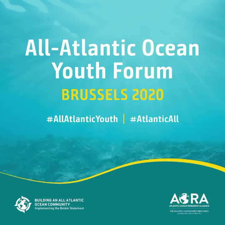 My full support to All-Atlantic Ocean Young ambassadors, and special thanks to our French Ambassador, Odeline Billant, we look forward to meet you all at the Atlantic forum ✌🏼#AtlanticAll @IUEM_Brest @Ifremer_en @AtlanticYouth https://t.co/RY35zs4cix