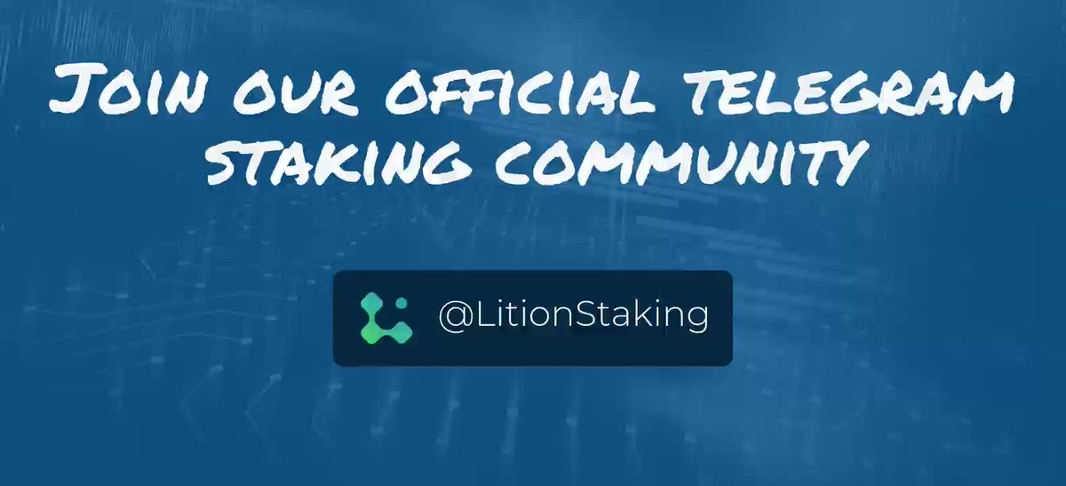 Image for the Tweet beginning: ⚙️ What is Lition Pool