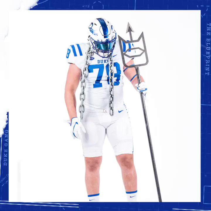 Another addition to 🔵😈🏈 family and we just keep getting stronger 💪  @addisonpenn ✍️ #DukeGang20