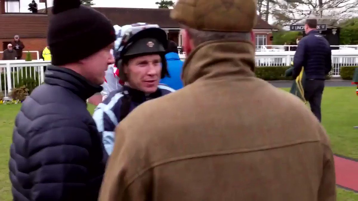 ⏰ 4:45am start  🚑 Suffering major injury  🏇 Cheltenham hope   @mickfitzg joined @dickyjohnson77 for a day in the life of a Champion Jockey   📺 Watch full: https://t.co/VDqHhfqAuP https://t.co/dYvYJZeX5e