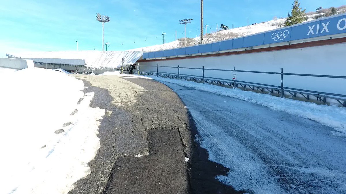 There are only 2 months left in this years sliding season. Dont let the Ride of a Lifetime pass you by! Book your ride online today at utaholympiclegacy.org