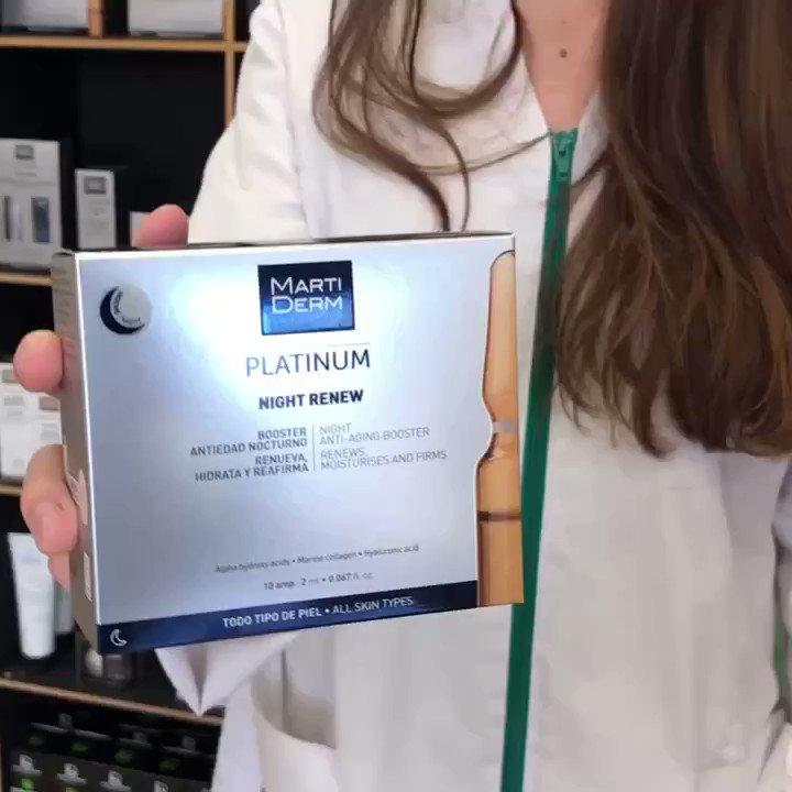 En Farmacia Serramiá os presentamos Night Review de @MartiDerm  Un producto que multiplica los efectos y la eficacia en la piel.  Mónica Serramiá os lo explica en este vídeo  #farmacia #farmaciaonline #farmaciaserramia #elprat #barcelona #madrid #enviosatodaespaña #martidermpic.twitter.com/tjKUt2PJL8