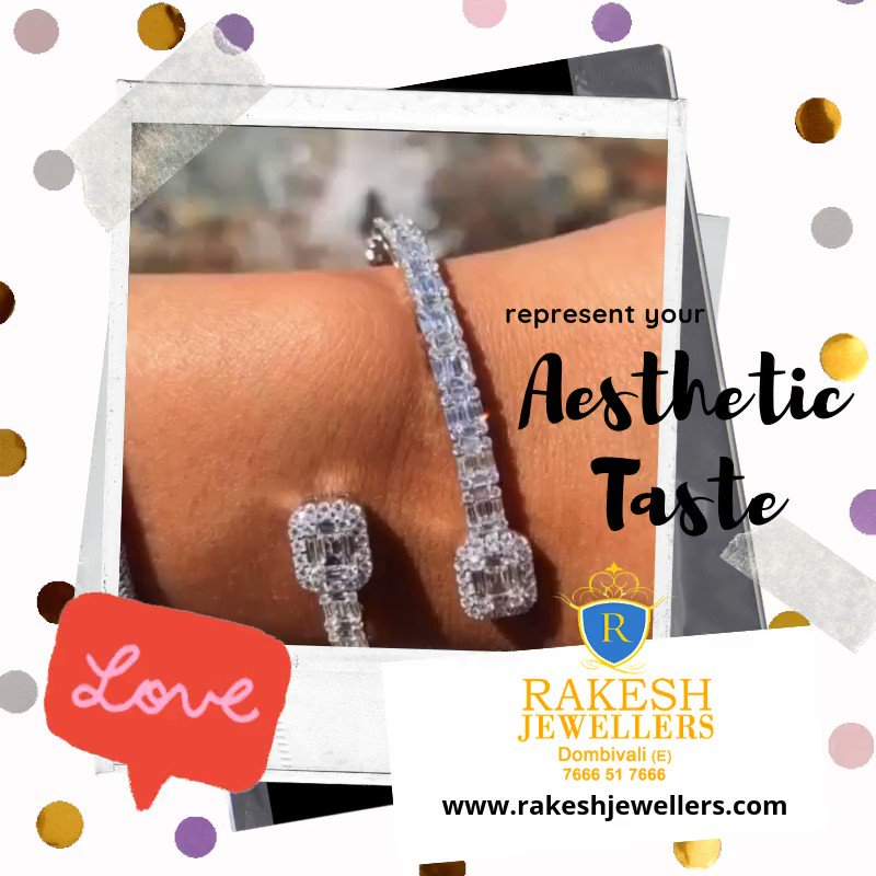 Our Unique Collection of Designer #Bangles for today's #Women #stackablebangle by Rakesh Jewellers, #Dombivli #DesignerJewelry #ModernJewelry #Womensbracelet #bracelet #rakeshjewellers #dombivlikar #LuxuryJewellery #JewelleryCollection #Diamondsjewelry #womensjewellery