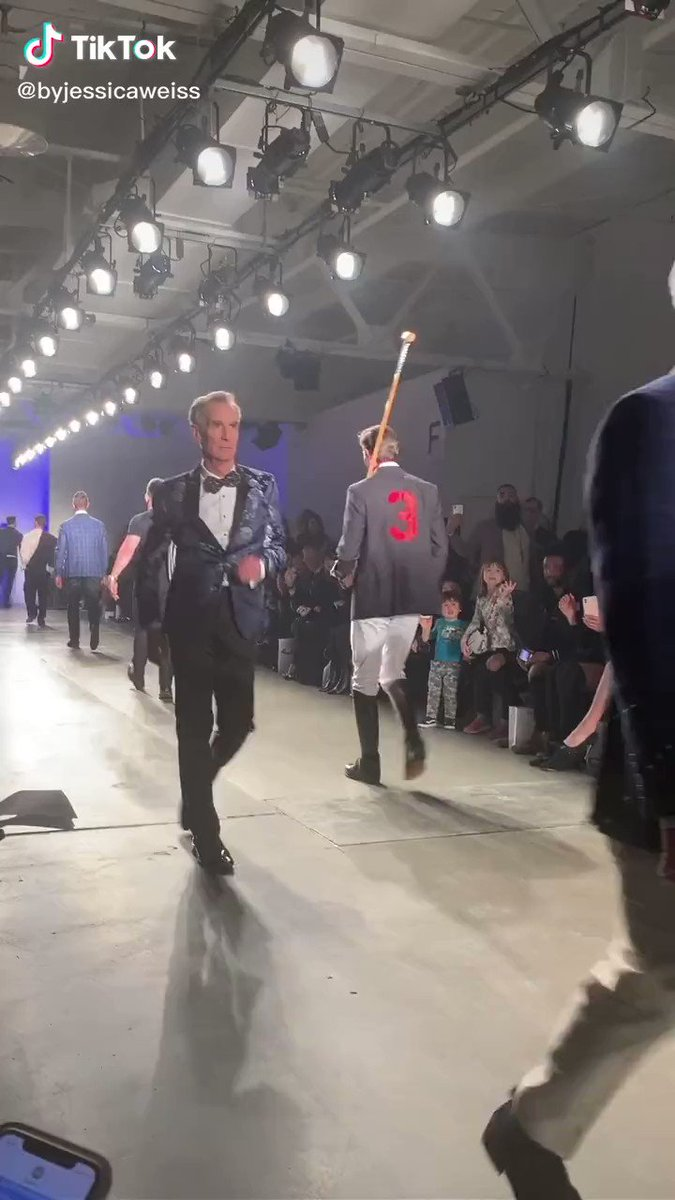Replying to @miuyorker: please tell me what designer had bill nye walking im crying