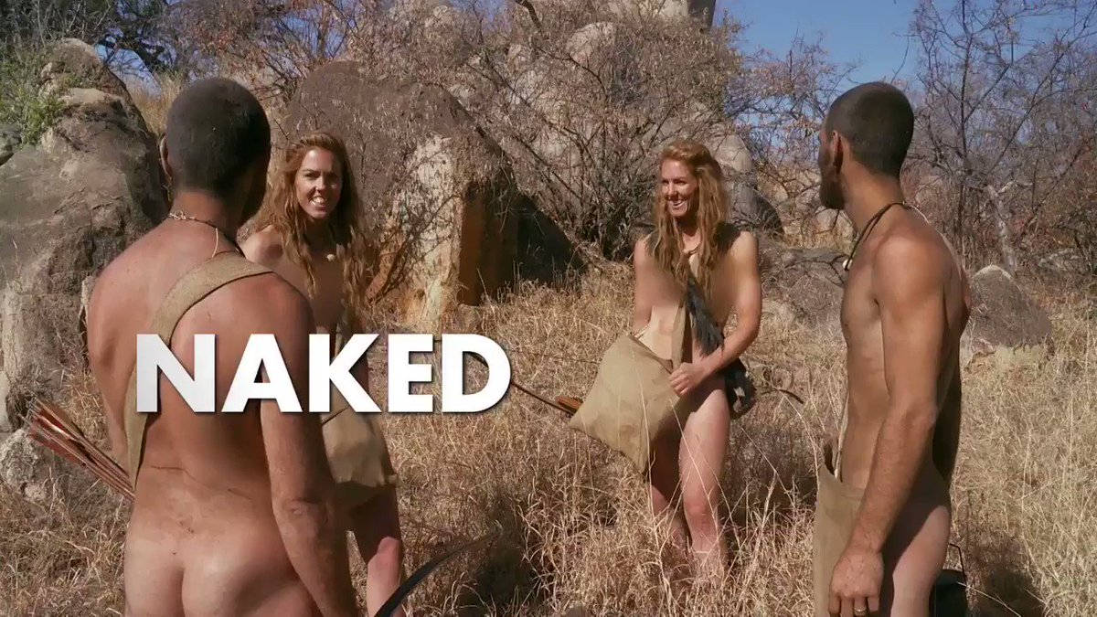 Naked And Afraid Cosplay Sex