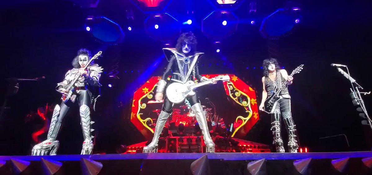 Psycho Circus from @JPJArena #Charlottesville, VA. #EndOfTheRoad World Tour