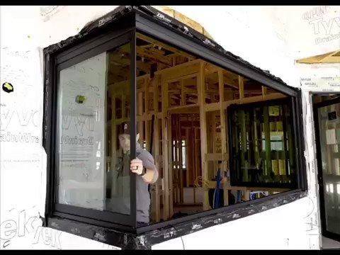 Окно трансформер