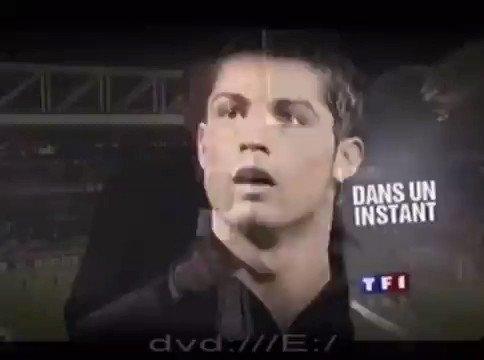 """""""Face à eux la nouvelle star du football français Karim Benzema"""" 🤩    A jamais dans nos cœurs Thierry  [Merci à @Nass_LDS pour la vidéo]"""
