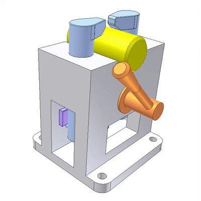 Machine Tool Fixture