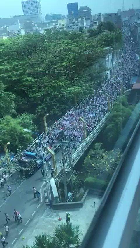 Video Demo #SaveBabi di Kota Medan