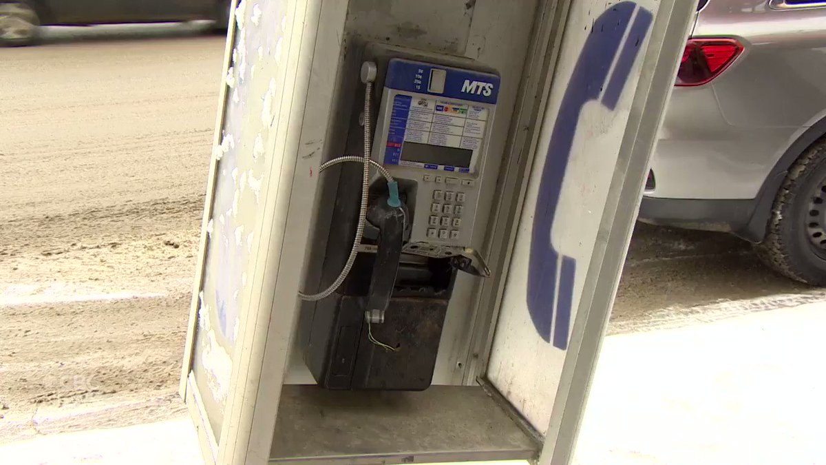 @CRTCeng Broken payphones are a common feature of Winnipegs core and surrounding area. Only 8 of the 34 locations I recently visited have working phones. Most are in pretty bad shape cbc.ca/1.5451875