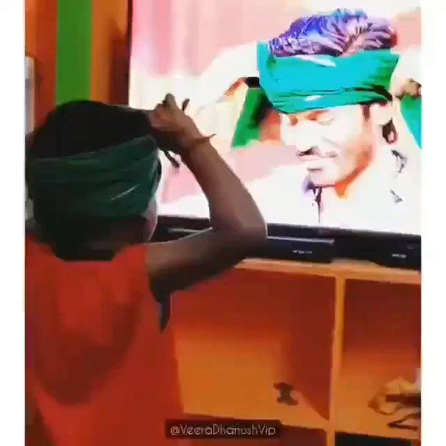 Replying to @dhanush_Rithik: True sucess #Asuran @Dhanushkraja  ❤️🔥  Fan Boy Moment
