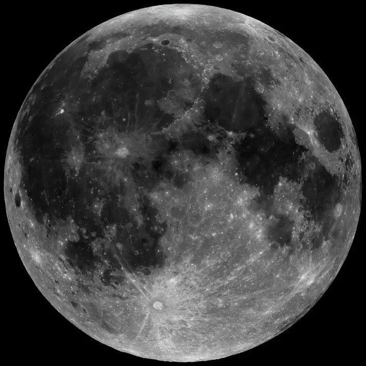 A full rotation of the Moon in high resolution captured by NASAs Lunar Reconnaissance Orbiter.  Credit: @NASA, @ASU
