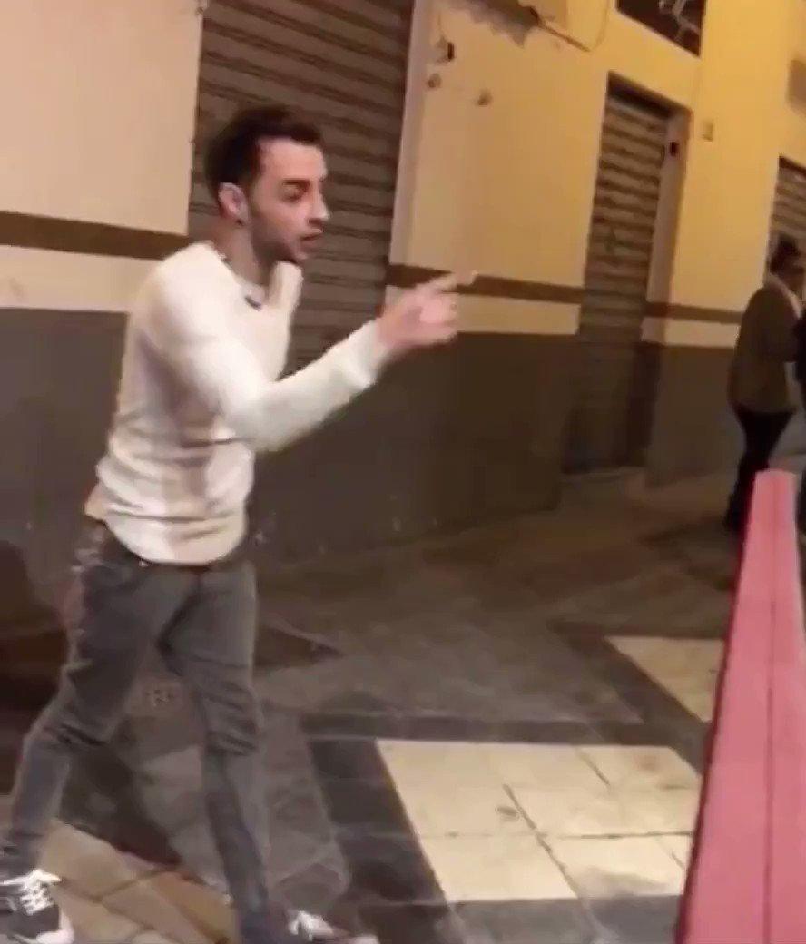 """Ur lil gf ain't gon do shit"" The girlfriend:"