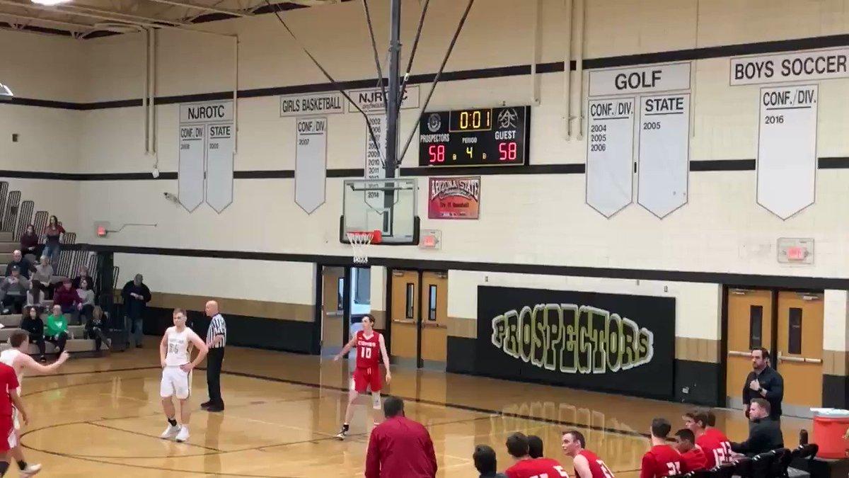 Overtime!! #combscoyotes #baj