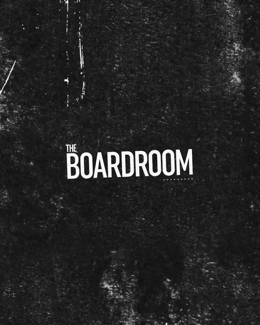 Season 2 of @boardroom is live on @ESPN+, check it out now! es.pn/2Hg6dnC