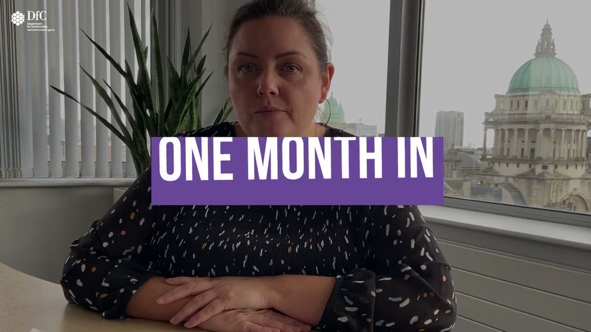 📹@CommunitiesNI Minister @DeirdreHargey recaps her first month in office and outlines her priorities for the time ahead which include embedding a rights based approach to addressing poverty, inequality and disadvantage.