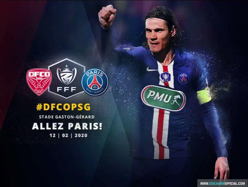 ALLEZ PARIS! #DFCOPSG