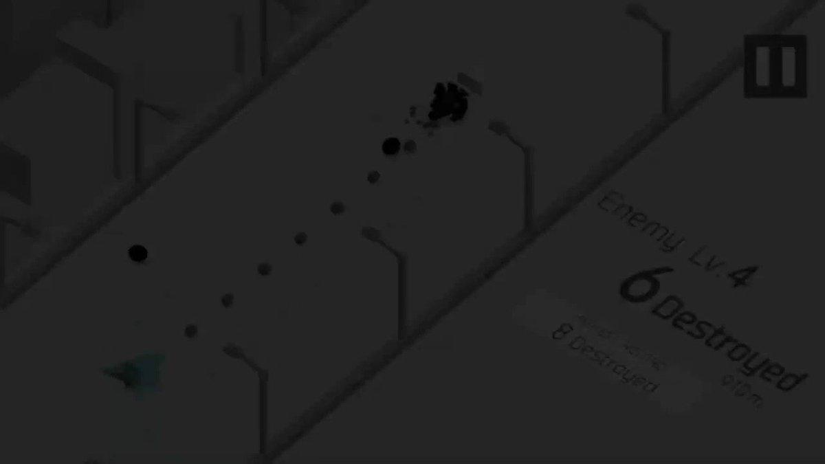 Android向けのシンプルなシューティングゲームです!無料なので是非遊んでみてください!#IndieGameDev #ゲーム #ゲーム制作 #フリーゲーム