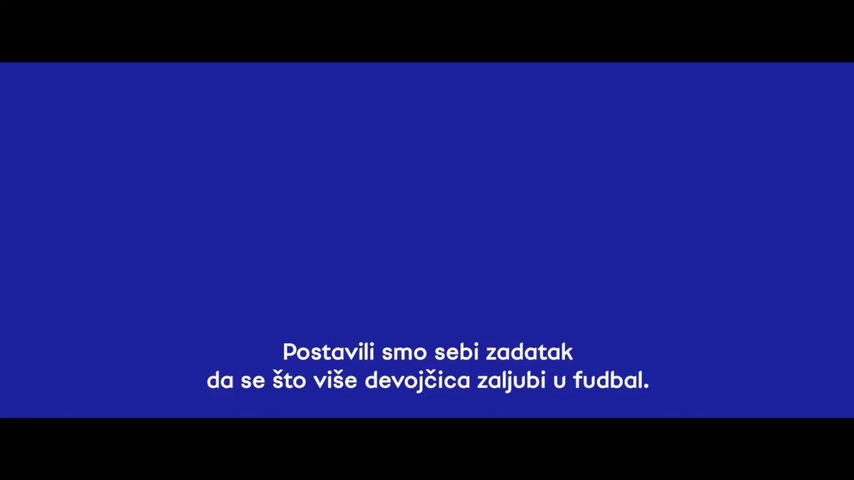 Devojčice širom Srbije uzrasta od 5 do 8 godina uskoro će moći da zakorače u čarobni svet Diznija, tako što će prvi korak na svom fudbalskom putu napraviti zahvaljujući novom programu UEFA i Diznija - Playmakers. Više informacija 👉  #UEFAplaymakers #Disney