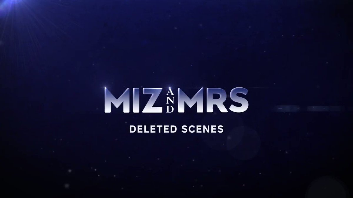 Here's a deleted scene from last nights episode of @MizandMrsTV for the full episode go to usanetwork.com/miz-and-mrs/ep…