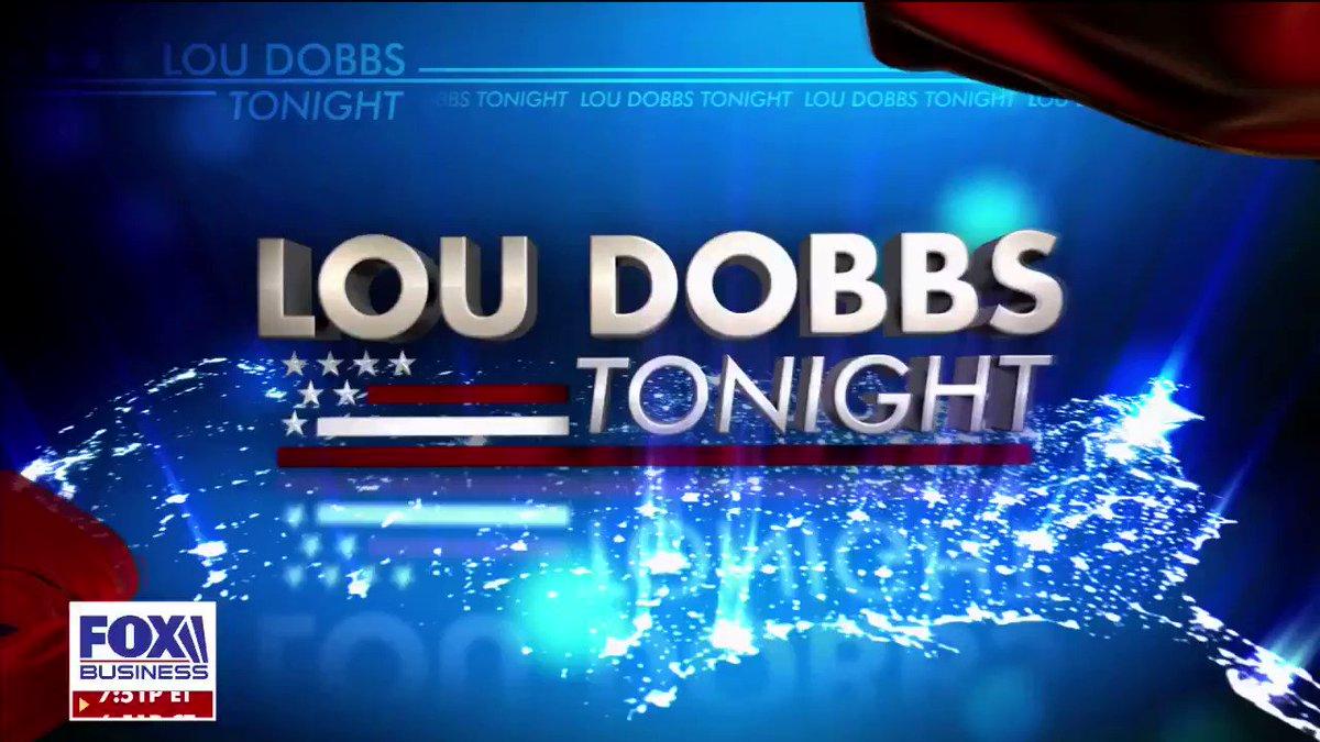 @LouDobbs's photo on Dobbs